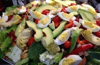 Layered Holiday Salad