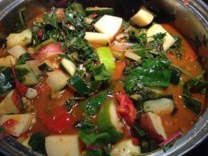 Sicilian Summer Stew