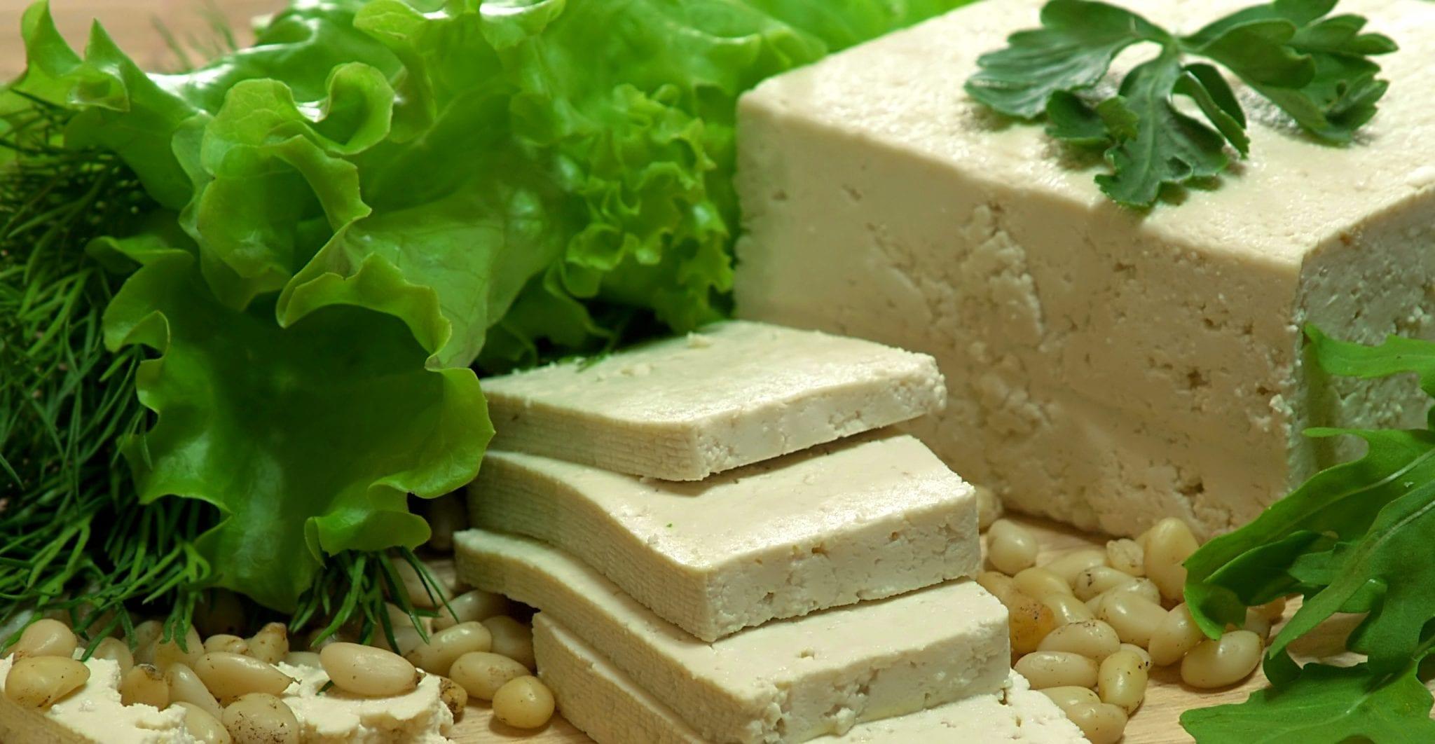 Fabulous Tofu Salad