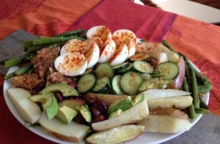nicoise salad variations