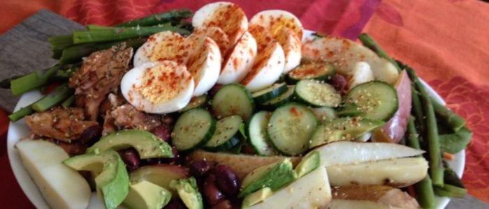 nicoise salad variations