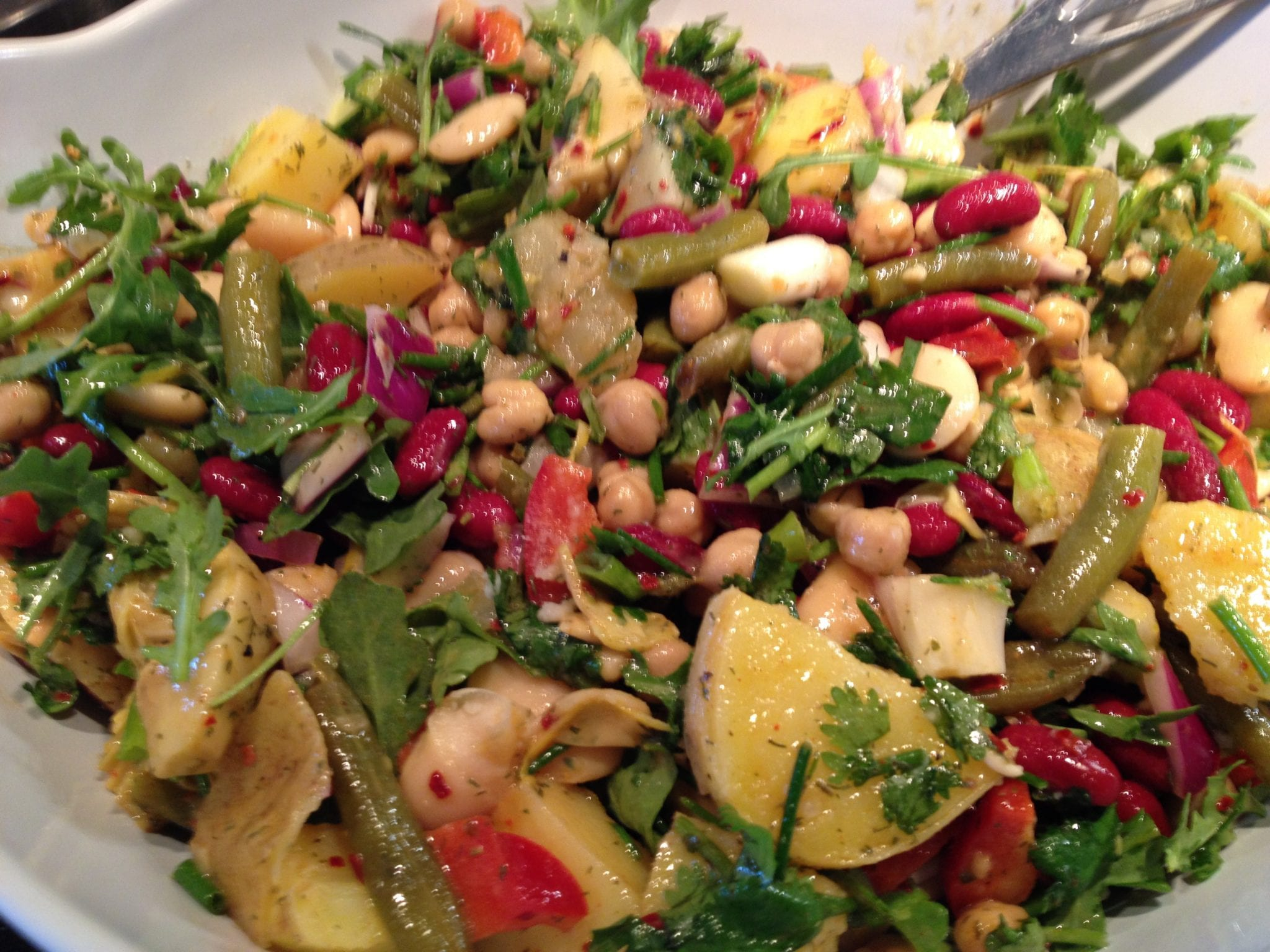 Delicious & Healthy Summer Potato Salads