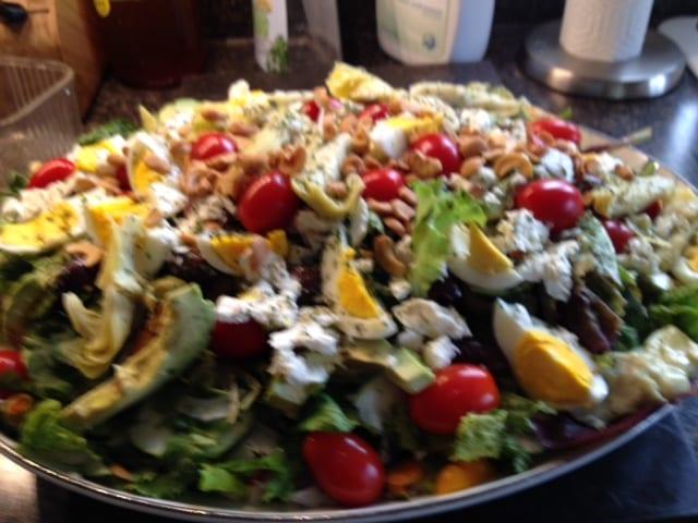 "Carole ""Bring the Salad"""
