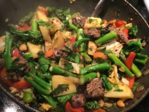 Stay At Home Stir Fry