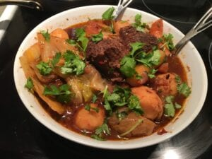 Savory Beef and Vegetable Stew